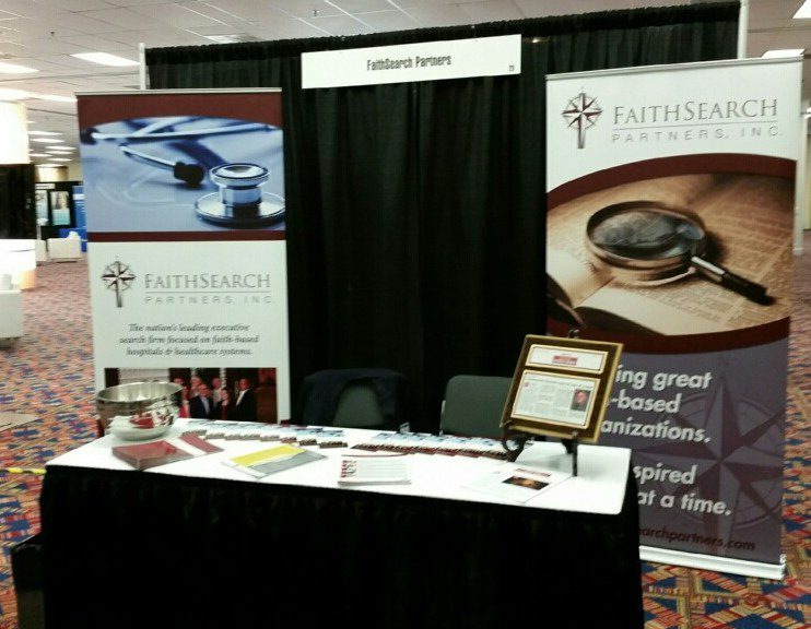 FaithSearch Continues Major Sponsorship of National Healthcare Conference