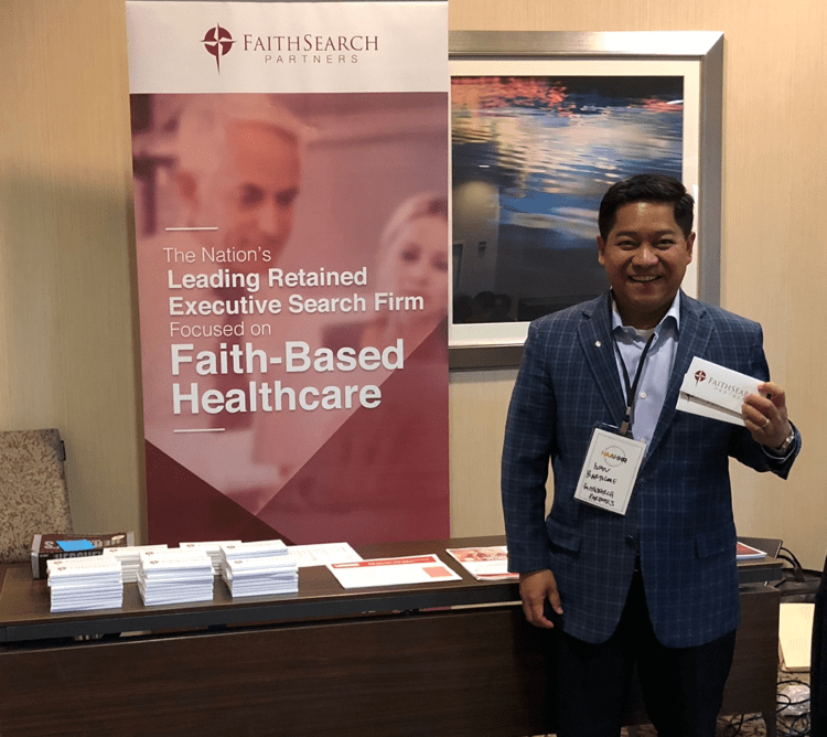 FaithSearch Attends Annual Human Resources Conference