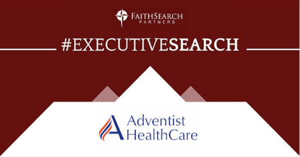 FaithSearch Managing President Search for New Maryland Hospital
