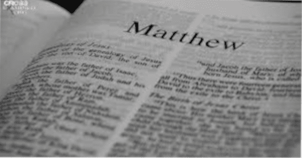 6 Executive Leadership Principles from the Gospel of Matthew