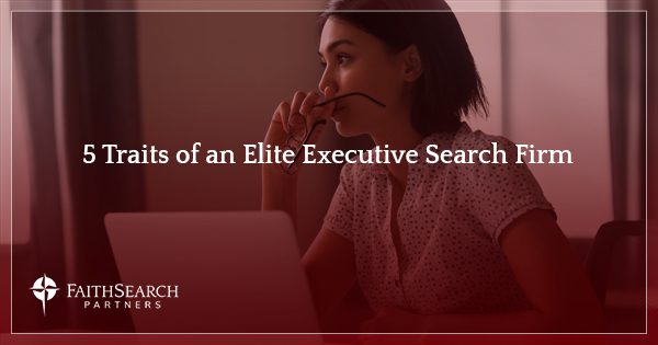 elite executive search
