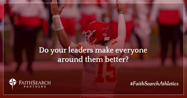 Leadership Matters – What's your Big Game?