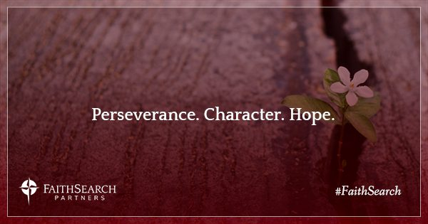 The Christian Leader: Perseverance, Character, Hope