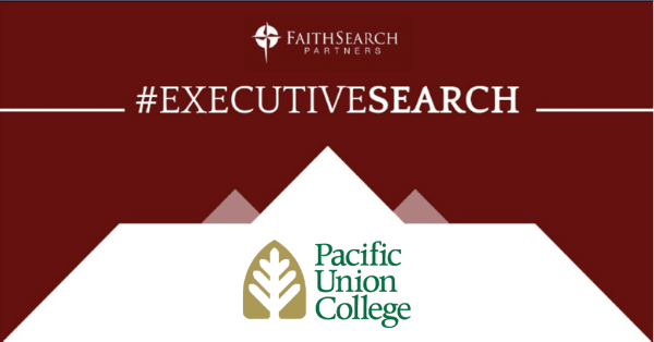 FaithSearch Launches Search for Nursing Department Chair at Pacific Union College