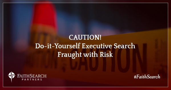 Do-It-Yourself Executive Search