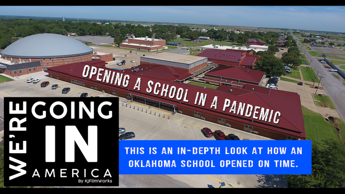 OPENING A SCHOOL IN A PANDEMIC