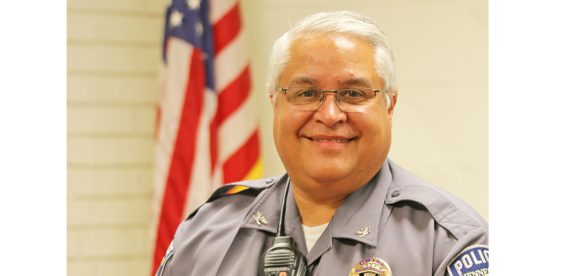 NEW POLICE CHIEF