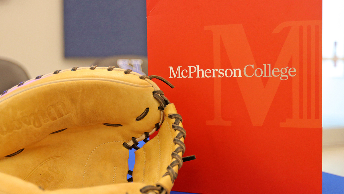 SIGNING WITH MCPHERSON COLLEGE