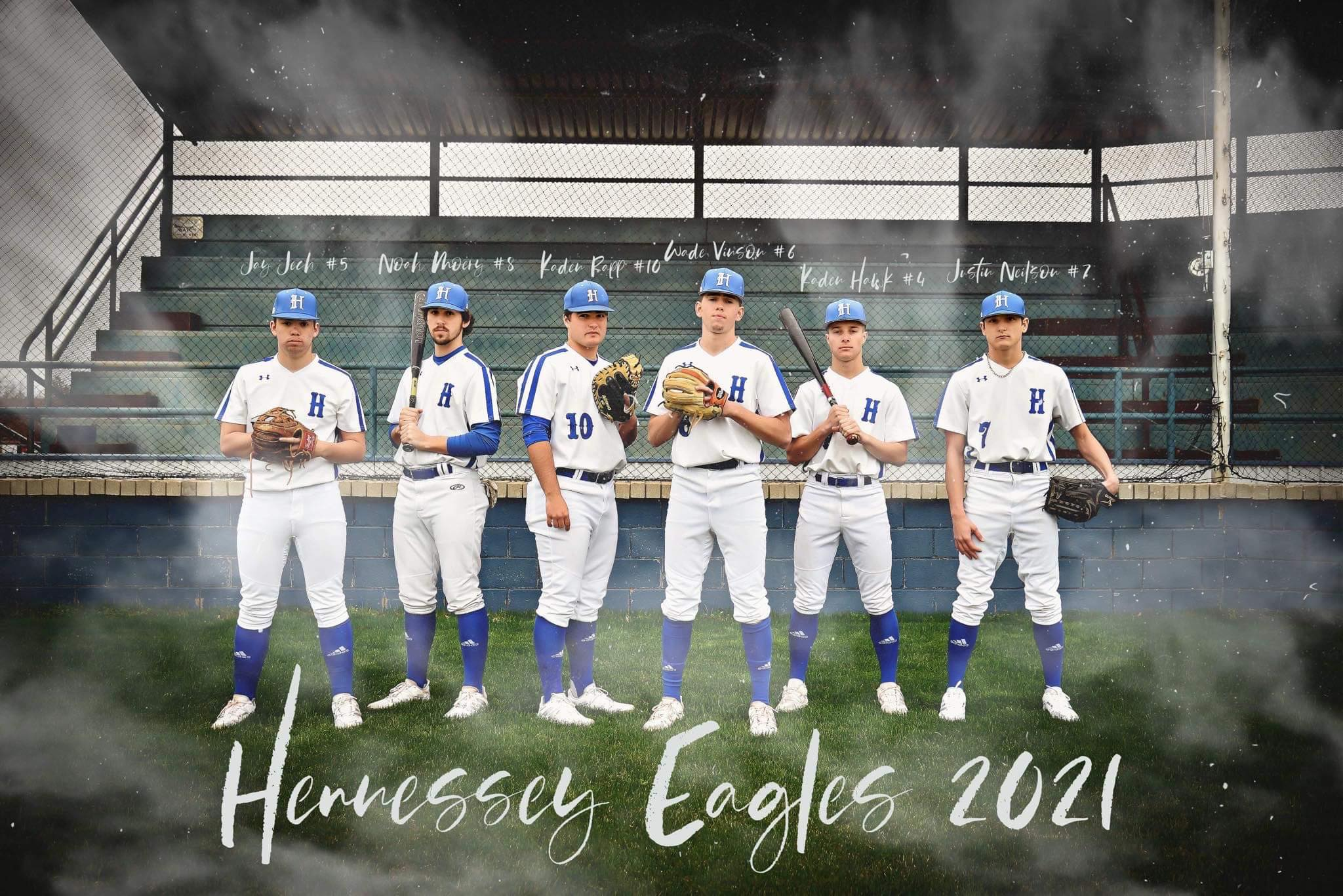 EAGLE BASEBALL SENIORS 2021